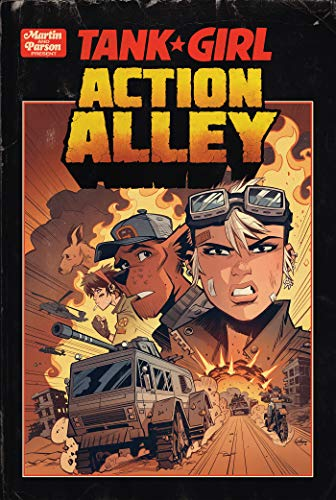 Pdf Graphic Novels Tank Girl Action Alley