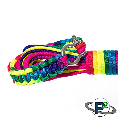 PARACORD PLANET Rainbow Dye Cord 101 Feet by PARACORD PLANET (Image #6)