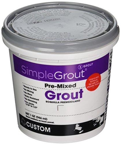 custom-pmg333qt-1-quart-simple-premium-grout-alabaster