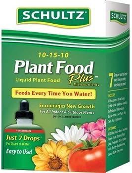 Schultz All Purpose 10-15-10 Plant Food Plus Fertilizer For Fruit Trees