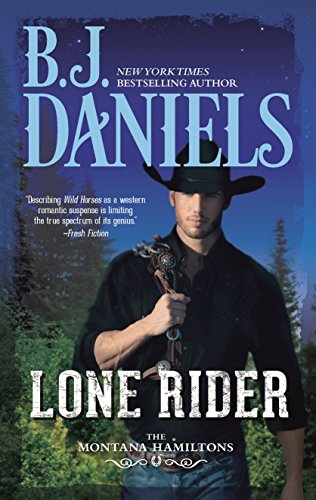 book cover of Lone Rider