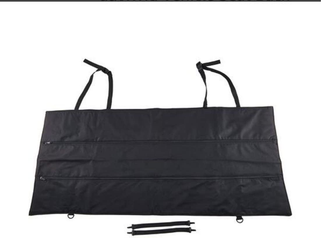 LYYS Car Seat Back Gun Sling Hanger Organizer for Rifle Hunting and Shooting: Sports & Outdoors