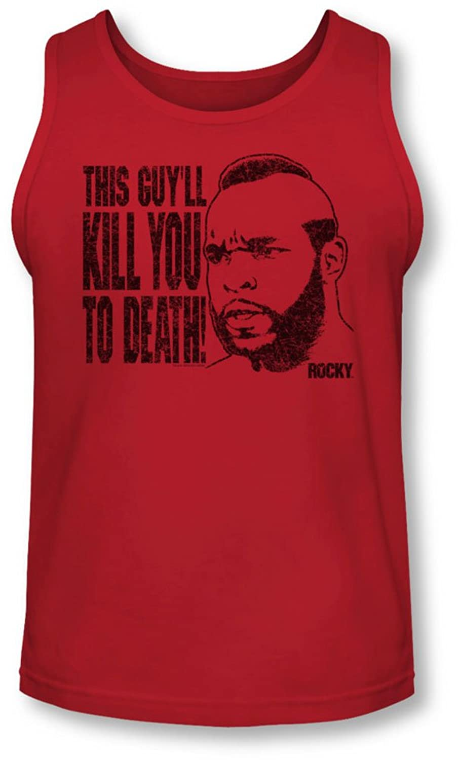 Rocky - Mens Kill You To Death Tank-Top