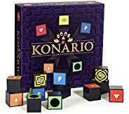 Konario Memory Game - A Unique Matching Game for Every Sense - Memory Game with Fun Scratch and Sniff Stickers