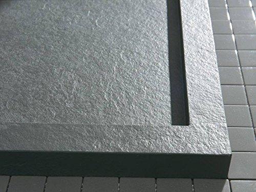 Bodengleiche Duschwanne 90×120