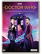 Doctor Who: The Christopher Eccleston & David Tennant Collection (DVD)