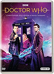 Doctor Who: The Christopher Eccleston & David Tennant Collection (