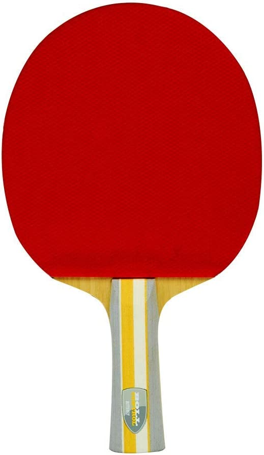 Butterfly Timo Boll Control FL Blade with Sapphira 1.9 Red//Black Rubbers Pro-Line Table Tennis Racket