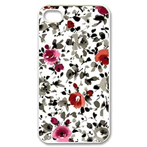 Patterns On iPhone 4/4s Case White Yearinspace919913