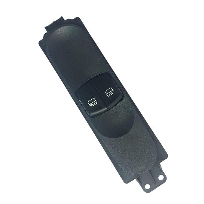 Interruptor de la ventana el/éctrica Consola de bot/ón de interruptor de ventana el/éctrica 6395451513 Delantero derecho for MERCEDES VITO Viano W639 en adelante 2003 Accesorios for coche Interruptor de
