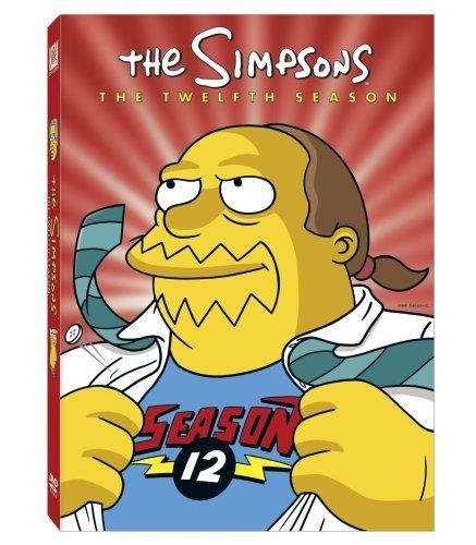 the simpsons season 12 - 6