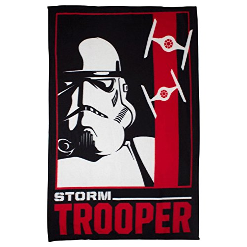 Star Wars Stormtrooper Fleece Blanket ()