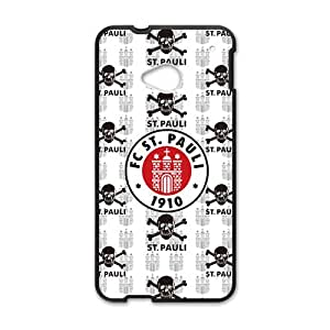 FC ST. Pauli skull Cell Phone Case for HTC One M7