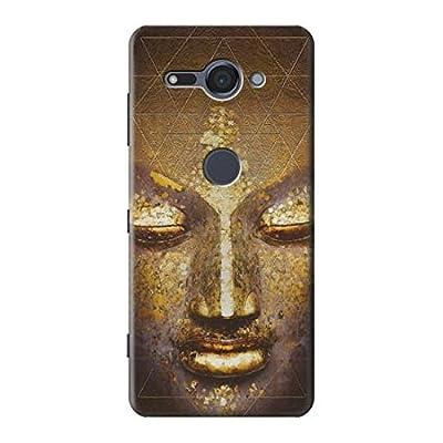 Magical Yantra Buddha Face Funda Carcasa Case para Sony Xperia XZ2 Compact