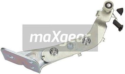 Maxgear 27-0250 - Guía de ruedas para puerta corredera: Amazon.es ...