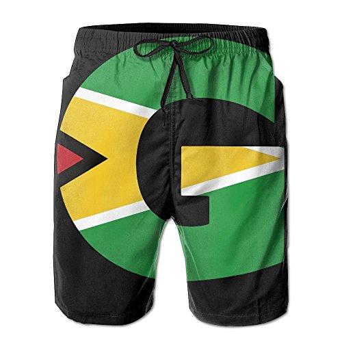 Guyana flag bathing suit