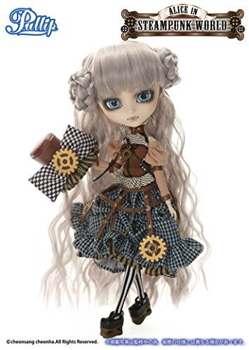 Pullip Dolls Mad Hatter in Steampunk World 12 inches Figure, Collectible Fashion Doll P-152 4