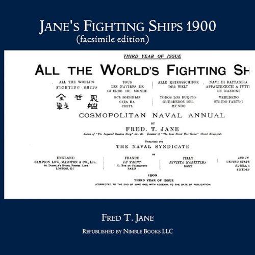 Jane's Fighting Ships 1900 (facsimile edition) PDF