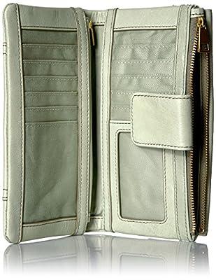 Fossil Ellis Wallet-light Sage Wallet