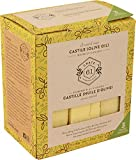 Crate 61 Castile Soap 3 pack, 100% Vegan Cold Process, scented with premium essential oils, for men and women, face and body. ISO 9001 certified manufacturer
