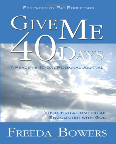 Give Me 40 Days - Stores Bower Mall