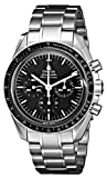Omega Men's 3570.50.00 Speedmaster Professional Watch with Stainless Steel Bracelet