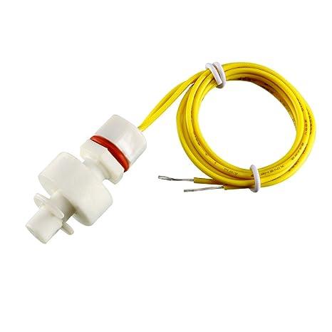 Sourcingmap a13082200ux0375-10 x sensor de nivel de líquido del agua de mini interruptor de