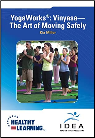 Amazon.com: YogaWorks®: Vinyasa-The Art of Moving Safely ...