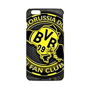 Angl 3D borussia dortmund logo Phone Case For Iphone 5c Cover plus