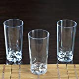 Efavormart 60 Pieces - 2 oz Plastic Round Straight Wall Disposable Shooter Dessert Glasses For Wedding Banquet Party Events