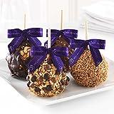Nut Lovers Petite Caramel Apple Gift Set