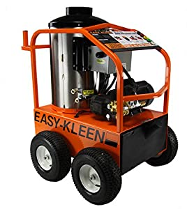 Easy-Kleen Professional 1500 PSI Commercial (Electric-Hot Water) Pressure Washer