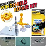 #3: ARISD New Windshield Repair Kit – Car Glass Scratch Repair Kits Window Repair Tools for Chips, Cracks, Bulll's-Eyes and Stars