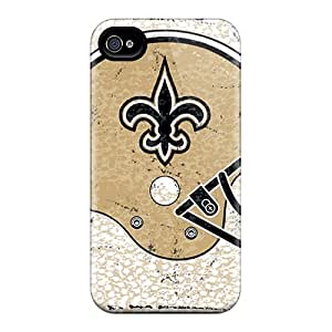 LYW1359IDfM Tpu Case Skin Protector For Iphone 4/4s New Orleans Saints With Nice Appearance