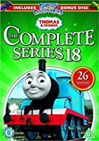 Thomas the Tank Engine and Friends: The Complete 18th Series