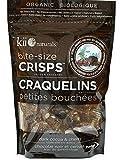 Kii Naturals, Crisps, Og2, Dark Cocoa Cherry, Pack of 12, Size - 5.3 OZ, Quantity - 1 Case