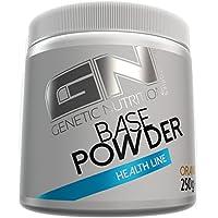 GN Laboratories Base Powder Mineralstoffe Vitamin D Gegen Übersäuerung Supplement 250g Orange
