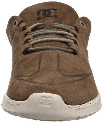 Dc Lince Lite Nullo Pattino Scarpa Marrone