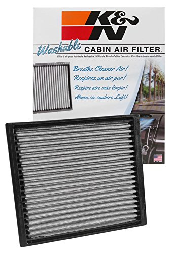 VF2042 K&N CABIN AIR FILTER (Cabin Air Filters):