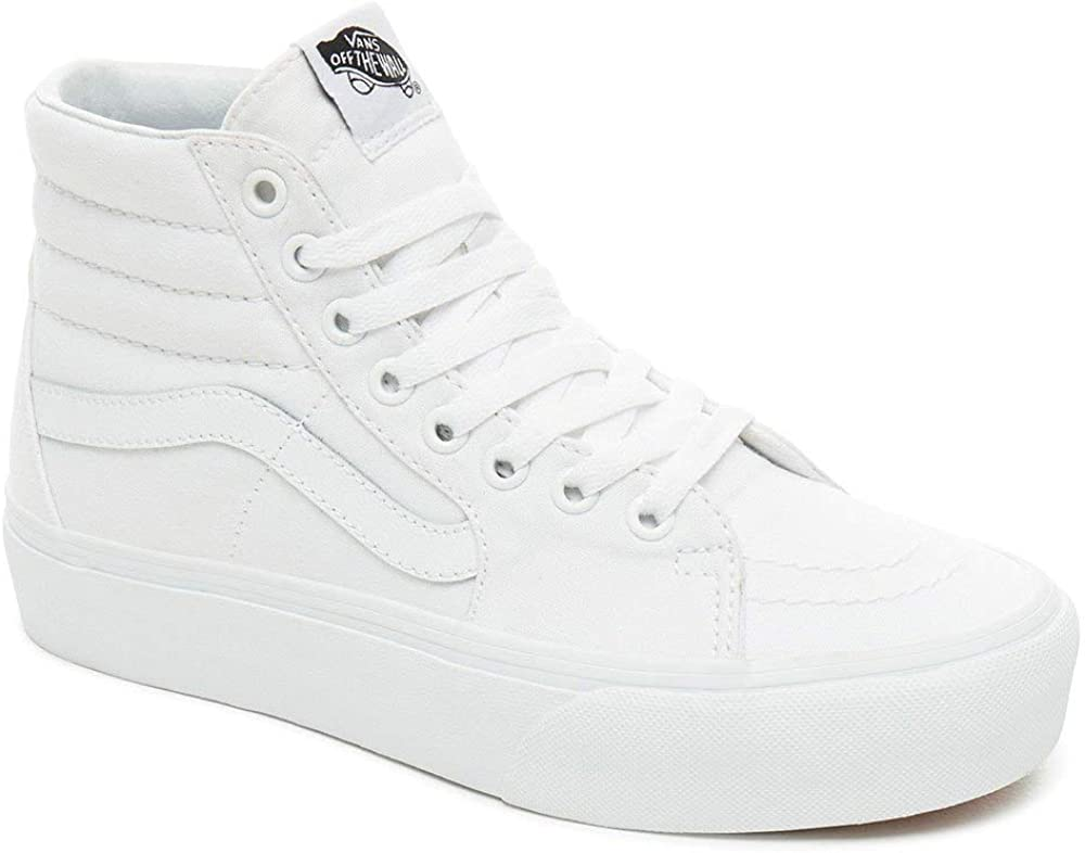 Vans SK8-Hi Platform 2.0 True White