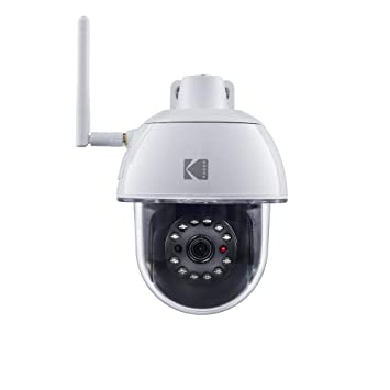 KODAK EP101WG Cámara de Vigilancia WiFi Full HD - Cámara de ...