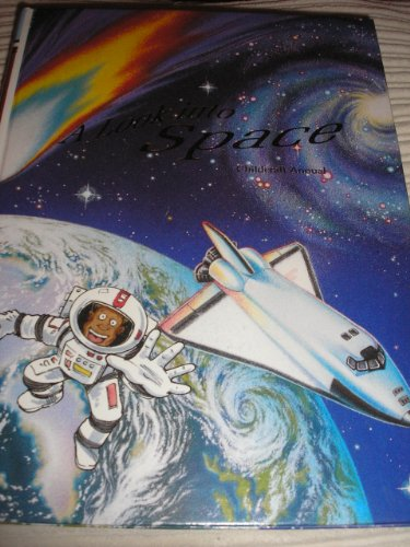 A look into space (Childcraft annual)