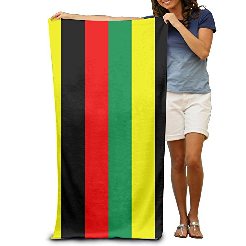 Rasta Beach Towels - 1