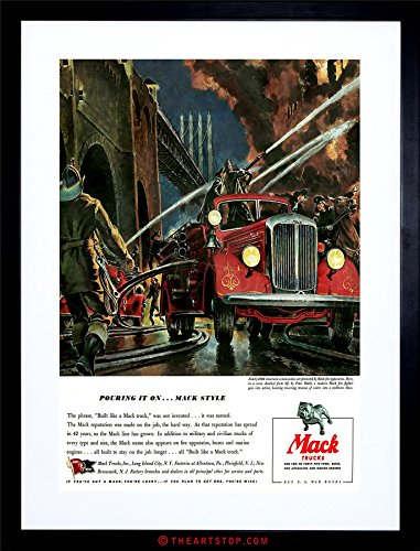 ad-trucks-fire-engine-mack-hose-water-bridge-framed-print-f12x2510