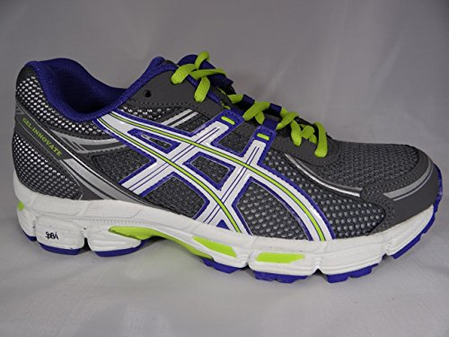 Asics Gel Innovate 4 Scarpe da corsa da donna, colore: carbone -UK 5