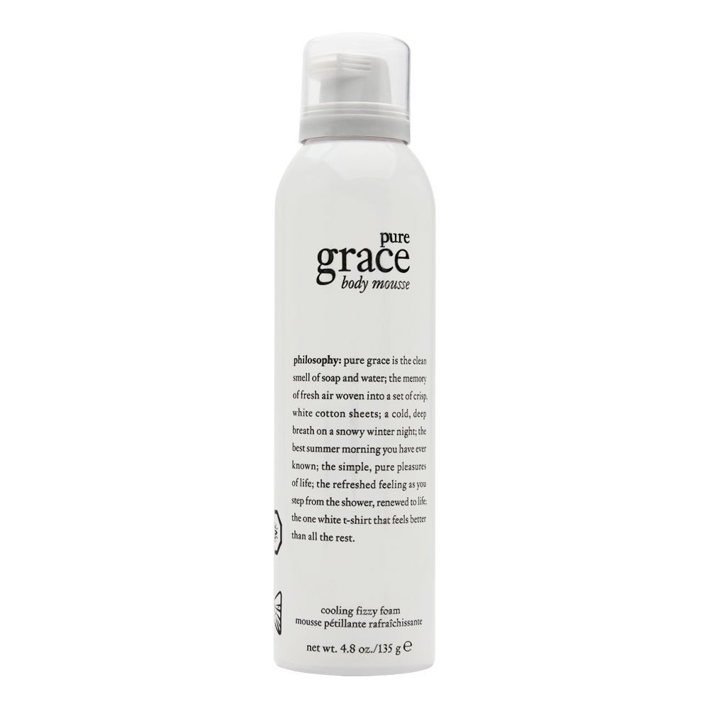 Philosophy Pure Grace 4.8 Body Mousse by Philosophy