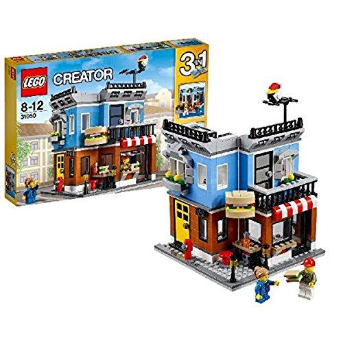 レゴ (LEGO) クリエイター 街角のデリ 31050   B012NOKNUC