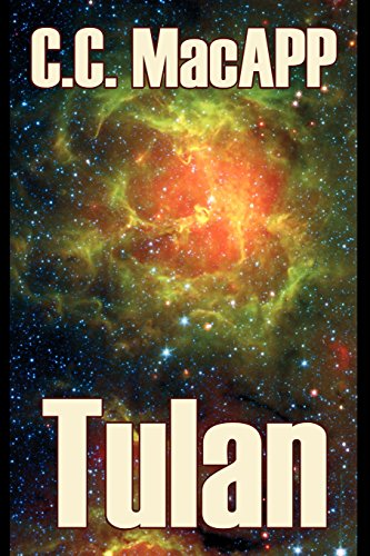 Tulan by C. C. MacApp, Science Fiction, Adventure