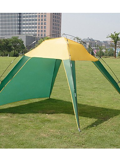 Aotu Outdoor 3-4 Persons Sunshade Beach Fishin Park Covering Waterproof Fold Tent
