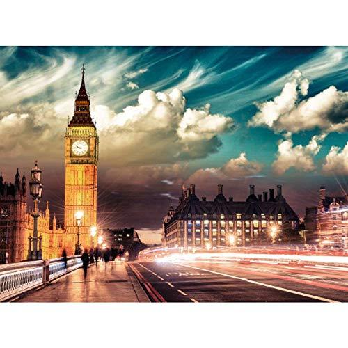 Quebra Cabeça 500 Peças Londres Grow